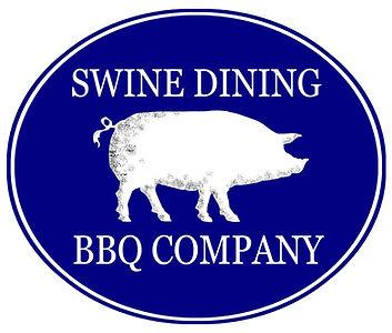 Swine Dining BBQ Company Logo