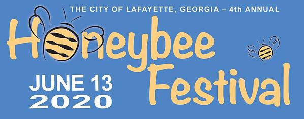 Honeybee Festival Logo 2020