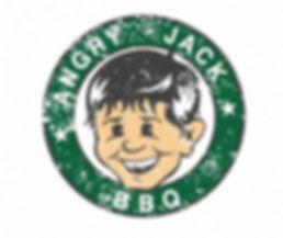 Angry Jack BBQ Logo