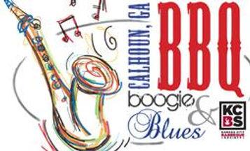 BBQ Boogie & Blues Logo