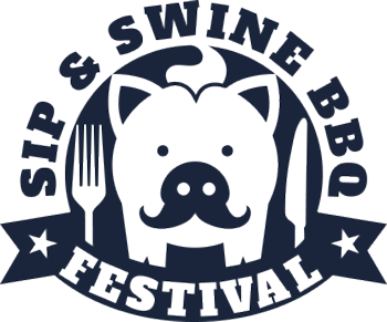 Sip & Swine BBQ Festival Logo