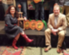 Tina & Bobby Cannon GBC Banquet 2015