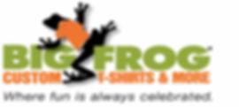 Big Frog Marietta Logo