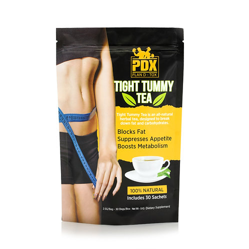PDX TIGHT TUMMY TEA