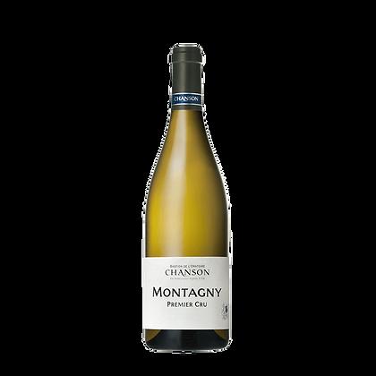 Chanson Montagny 1er Cru Blanc 2017
