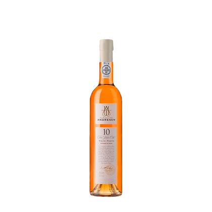 Port Aged White Port 10  year old SA
