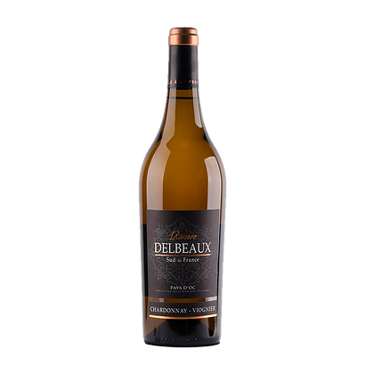 Delbeaux Reserve Chardonnay Viognier 2018