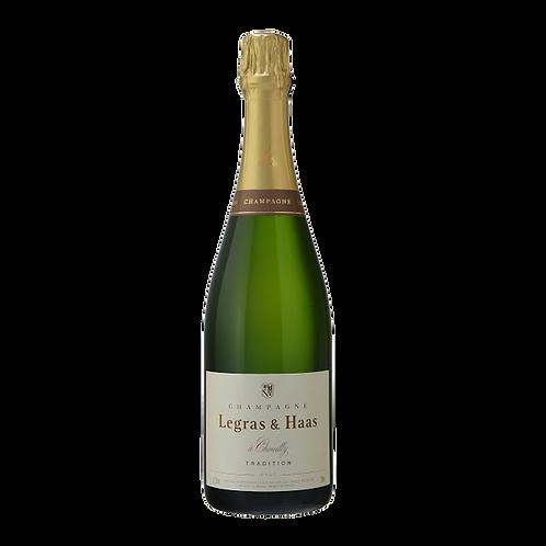 Champagne Legras & Haas Brut 'Intuition' SA