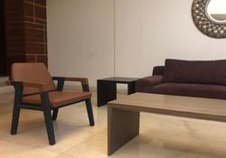 Silla-lounge Benson