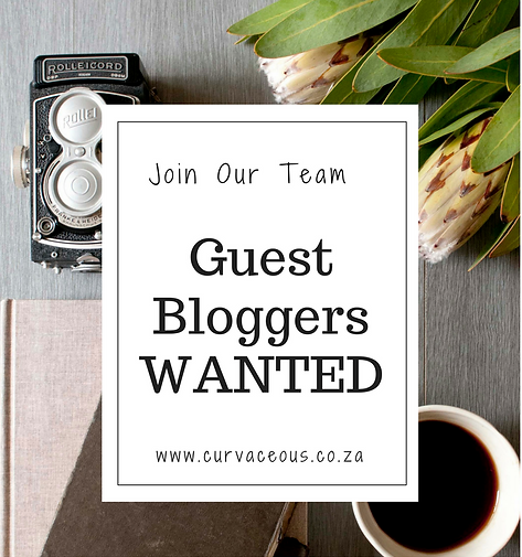 Guest Bloggers Wanted for Plus-size Website | curvaceous-lifestyle