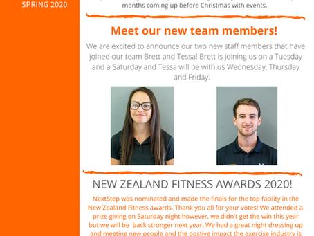 Spring Newsletter 2020!