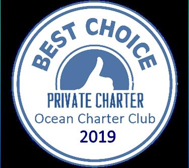 La mejor selección de barcos de alquiler 2019, por Ocean Charter Club