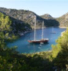 Goletas Mediterráneo