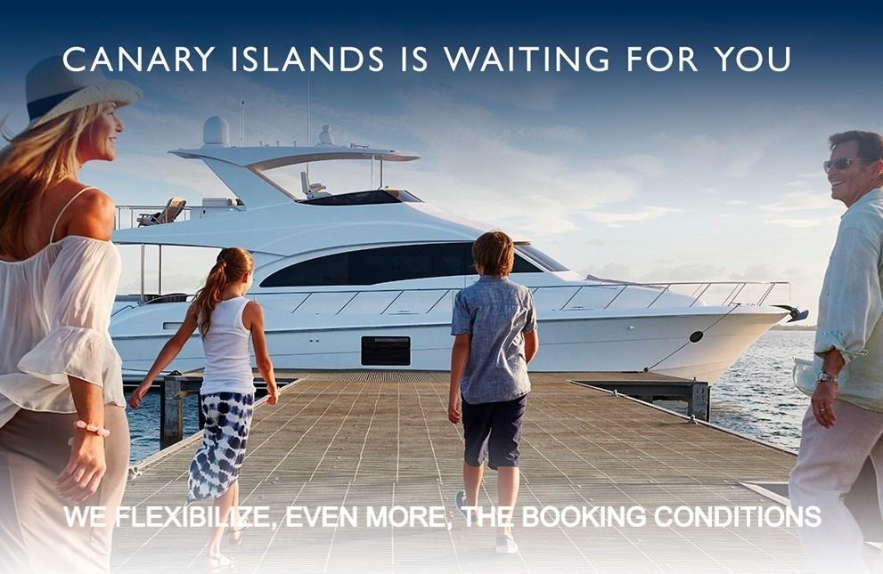 Charter Bonus Canary Island