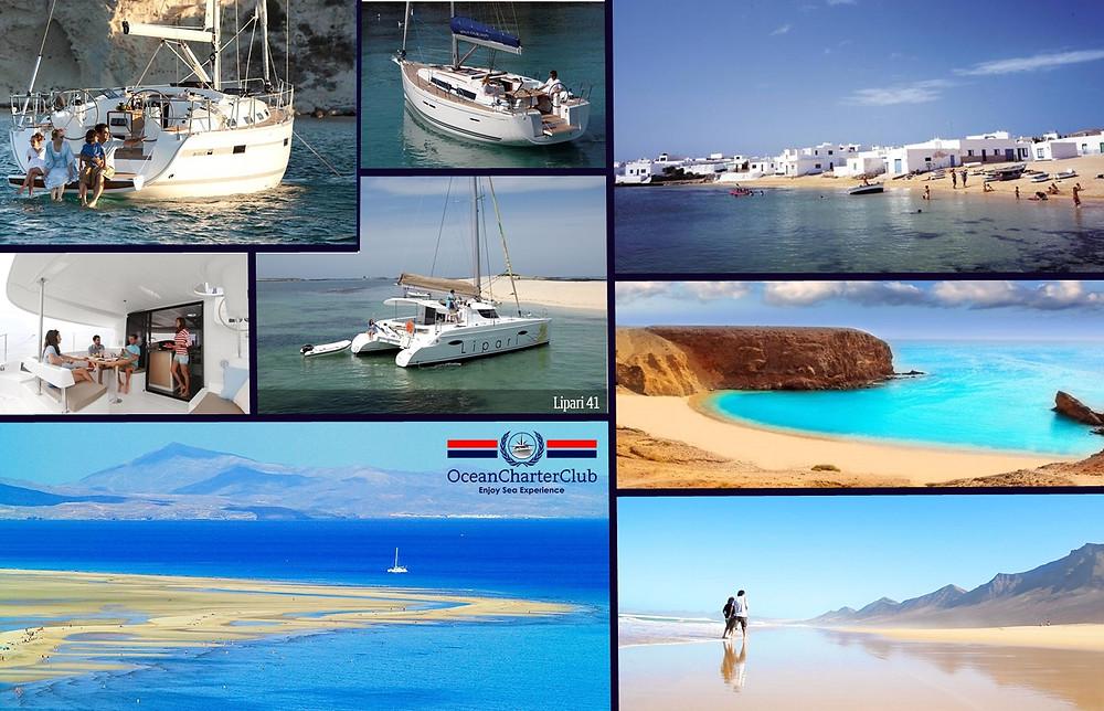 Alquiler de barcos en Canarias