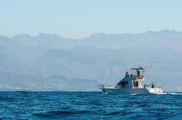 Fishin boats