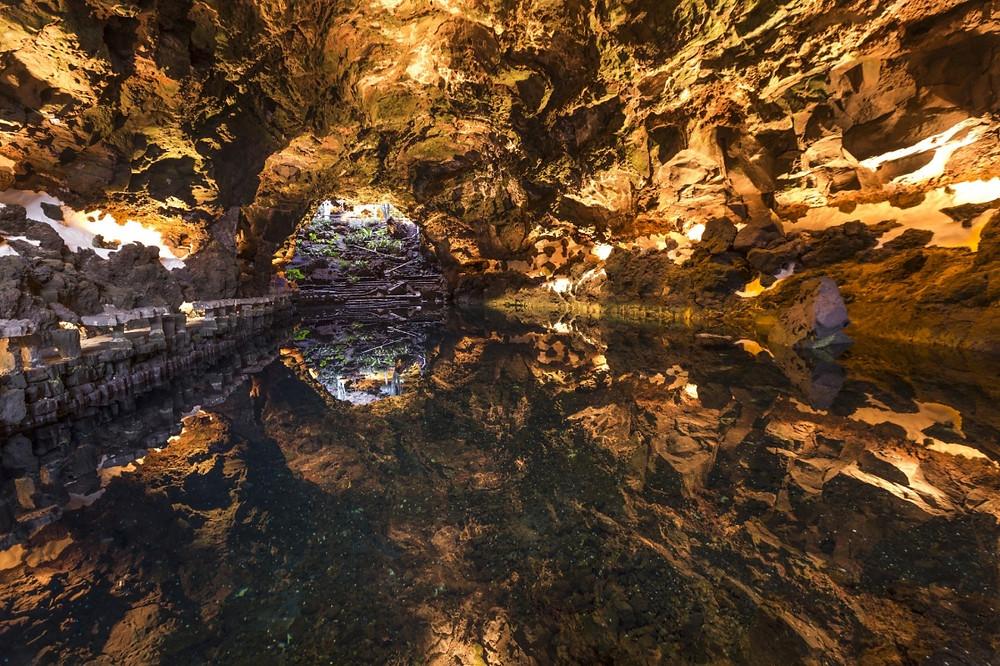 Los Jameos Cave (Lanzarote)