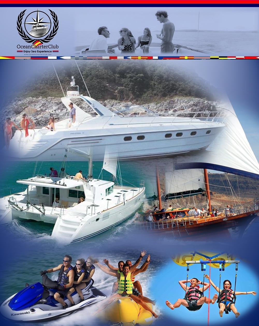 OceanCharterClub el mayor portal náutico de Canarias