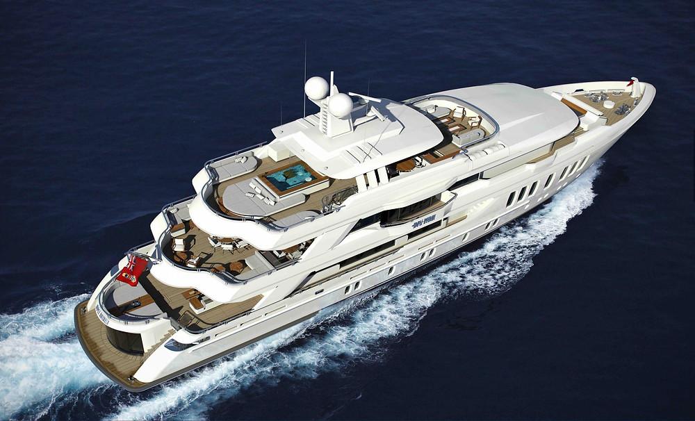Luxury Yachts   Ocean Charter Club