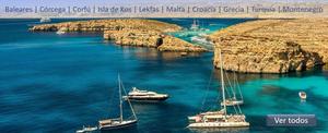 Otros destinos del Mediterráneo con Ocean Charter Club