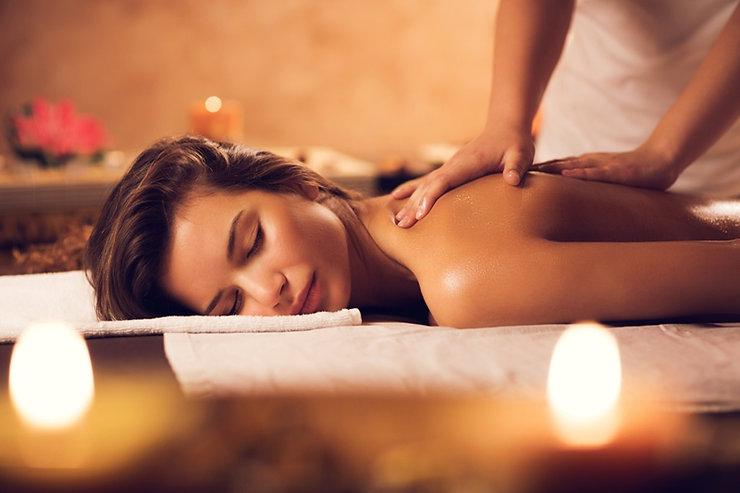 i massaggi di estetica Moser