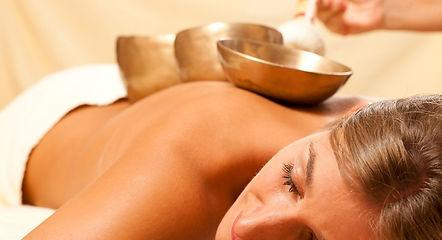 massaggio campane tibetane