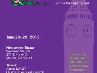 Iolanthe at Montgomery Theatre!