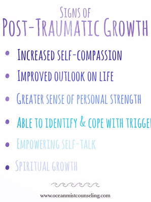 Trauma and Post-Traumatic Growth