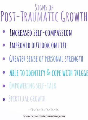 Trauma and Post-Traumatic Growth