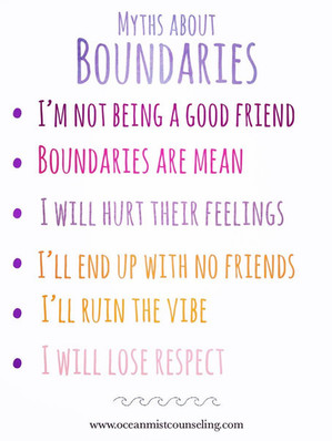 Boundaries and Self-Love