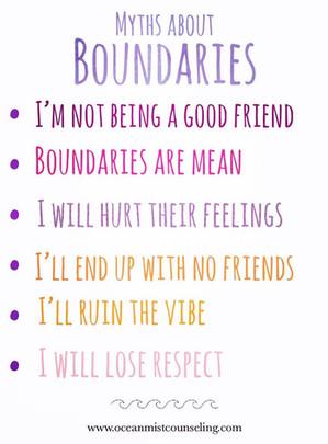 Boundaries and Self-Love