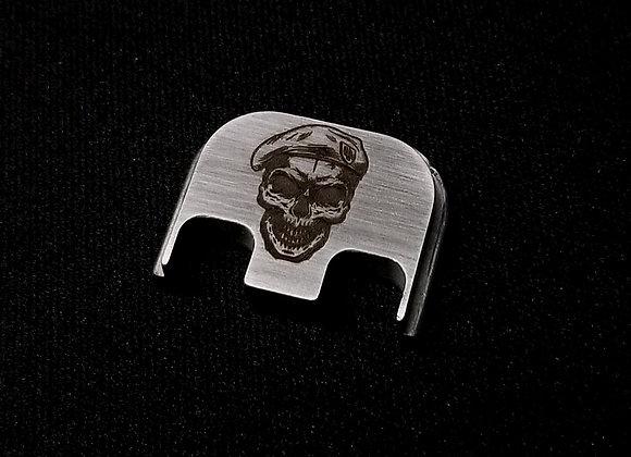 Stainless Steel Skull