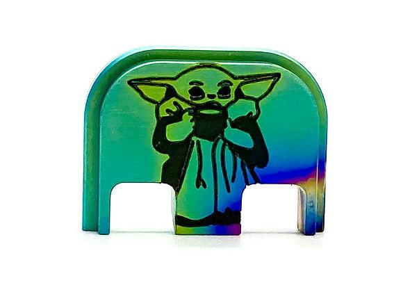 Titanium Baby Yoda