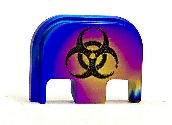 Titanium Bio Hazard