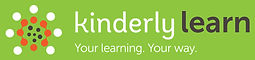 Kinderly Learn Logo strap L on green.jpg