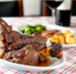 Tradicional Perna de cabrito. Cantina Italiana, restaurante, cantina bixiga, perna cabrito, carnes, vinhos, massas