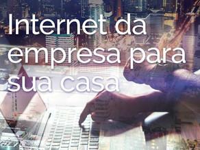 Já pensou em usar a rede wi-fi da empresa em casa? Com a Juniper você pode.