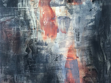 """Portals"" | 2'x3' acrylic on canvas"