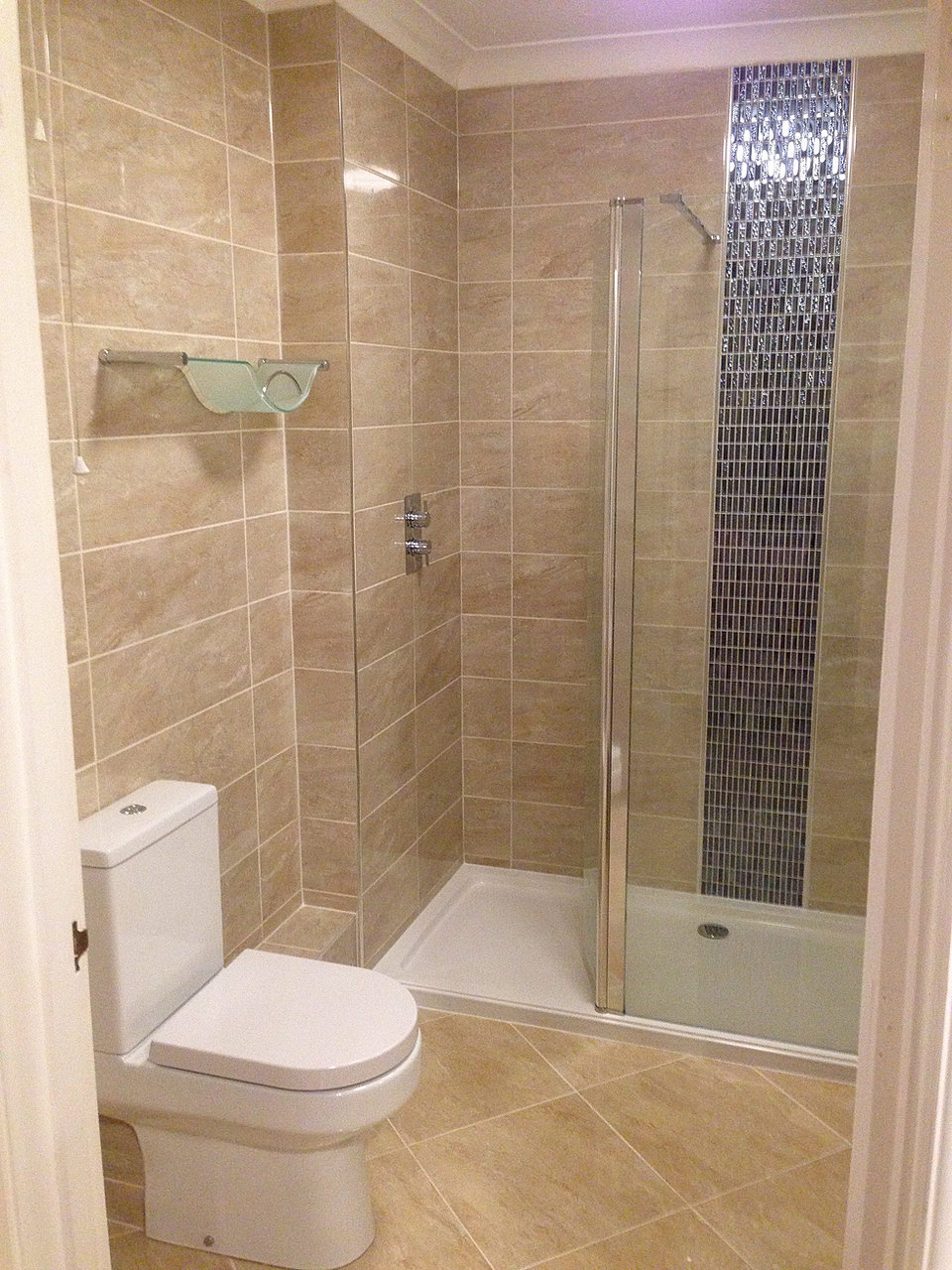Shaun Taylor Bathrooms Fully Tiled Shower Rooms