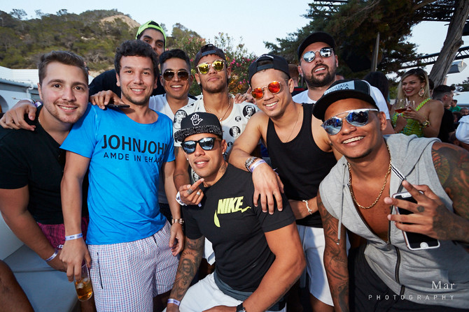 BMI Showtime with NEYMAR -                   DJ SKREAM