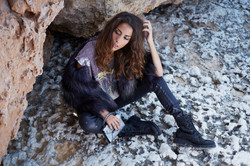 Sofia Diesel mar photography