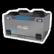 Good Air Ventilation Venmar Air exchanger Constructo 1.0 ERV