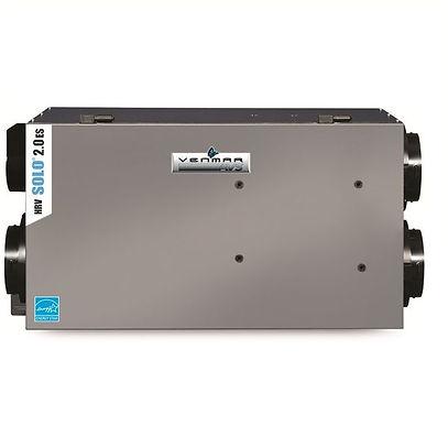 Good Air Ventilation Systems Venmar SOLO 2.0 Air exchanger HRV ERV