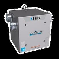 Good Air Ventilation Venmar Air exchanger K8 HRV ERV