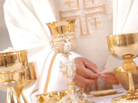 A Eucaristia: coração da fé cristã