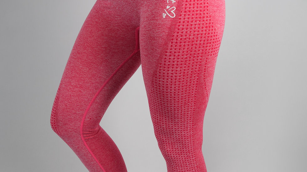 Electric Pink Ultra Leggings