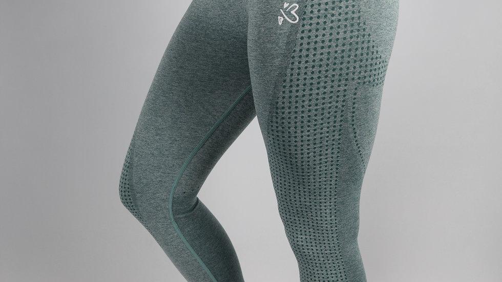 Green Ultra Leggings