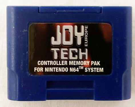 Nintendo N64 Controller Memory Pak Joy Tech (PAL)