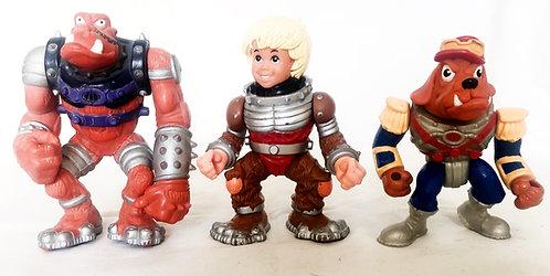Bucky O'Hare Figure Set