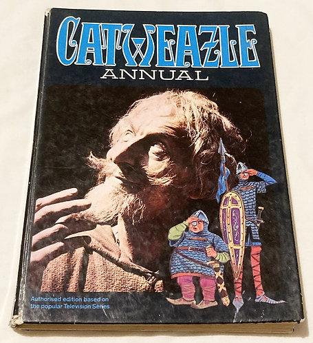 Catweazle Annual 1980 (B)